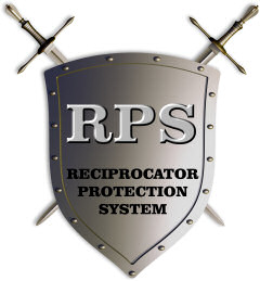 Reciprocator Protection System