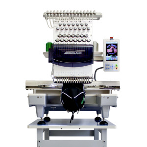 Highland 15 Needle Compact Embroidery Machine